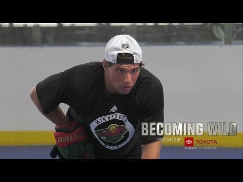 Becoming Wild: Kevin Fiala