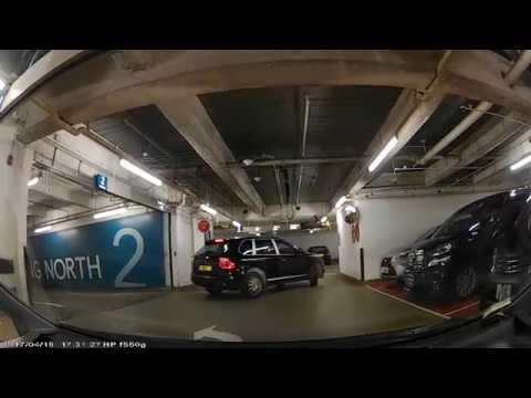 香港泊車好去處 - Elements 圓方北停車場 (入) - YouTube