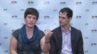 LGBT MBA Profile: Tiana Velswich & Adam Kucharski of MIT Sloan