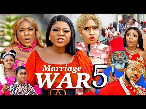 Download MARRIAGE WAR SEASON 5 (New Movie) DESTINY ETIKO 2021 Latest Nigerian Nollywood Movie 720p