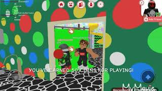 Billie Eilish-Bad ragazzo (ufficiale roblox video musicale)ft.clydegamingYT