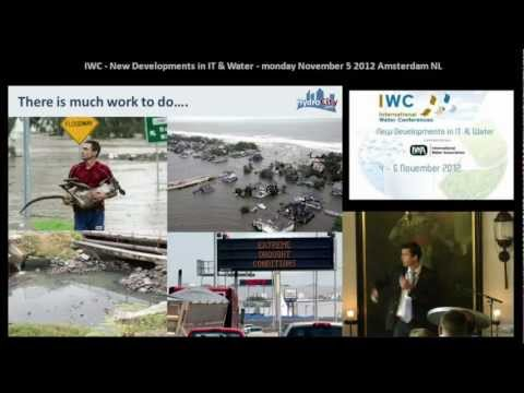 IWC12B13 - HydroCity - integrated water data services for city management - W. Dassen