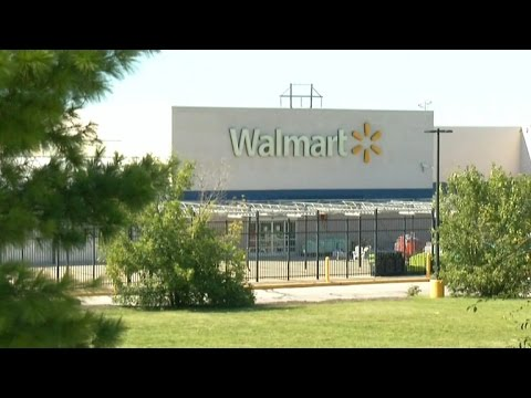 Deadly shooting at Walmart in Kansas