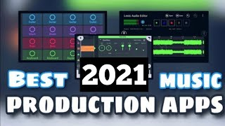 Best Music Production app for Android/ Best Music Production software| Video by WD
