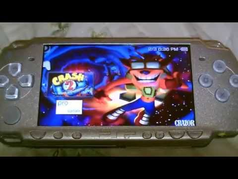 Crash 2 Psp Eboot
