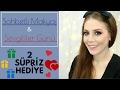 Sohbetli Makyaj / Sevgililer Günü + Hediye Önerileri & ♥ SÜRPRİZ ♥