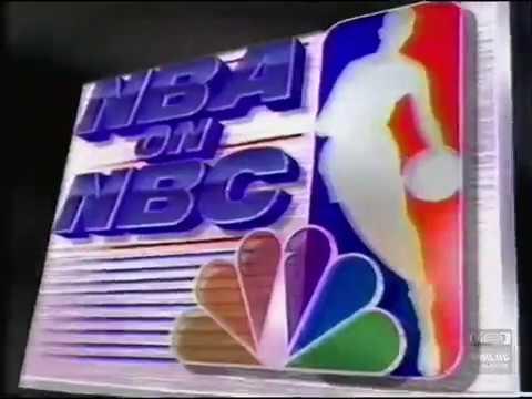 NBA on NBC Intro | 1995