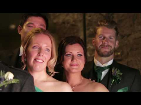 The Gillie Dhu wedding video - Laura & Keir