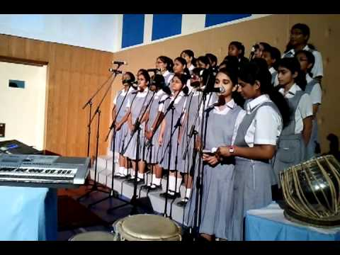 Excellence Song - Indian School Muscat - YouTube