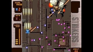 Strikers 1945 Plus (Neo-Geo) 2-ALL Clear 2,274,700 Pts