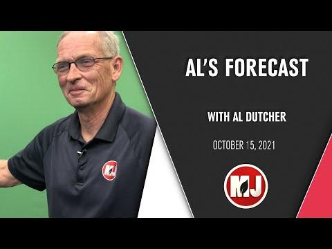 Al's Forecast | October 15, 2021