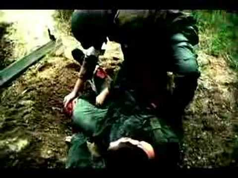 Flies of Normandy: Medic scene