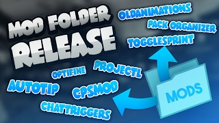 mod folder release hypixel skywars gameplay