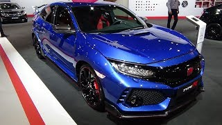 2019 Honda Civic Type R 2.0 i-VTEC Turbo GT - Exterior and Interior - Auto Show Brussels 2019