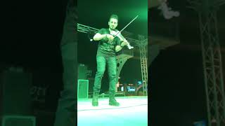 violin cover  by Azmy Magdy Azmy   عمرو دياب   وحشتينى   YouTube