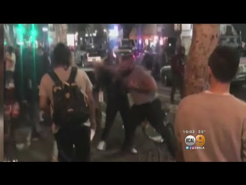 Search For Assault Suspect Who Punched 2 Women – Los Angeles Alerts