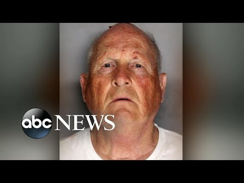 'Golden State Killer' suspect arrested