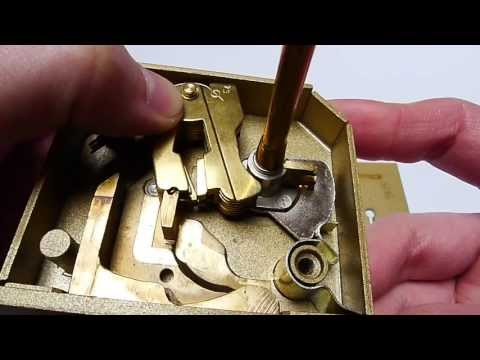 Chubb 7 Lever Lock BS3621 Explained More In Detail