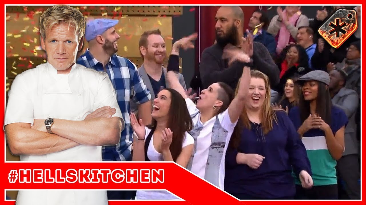 Hells Kitchen Us S17e01 Hell S Kitchen Season 17 Episode 1