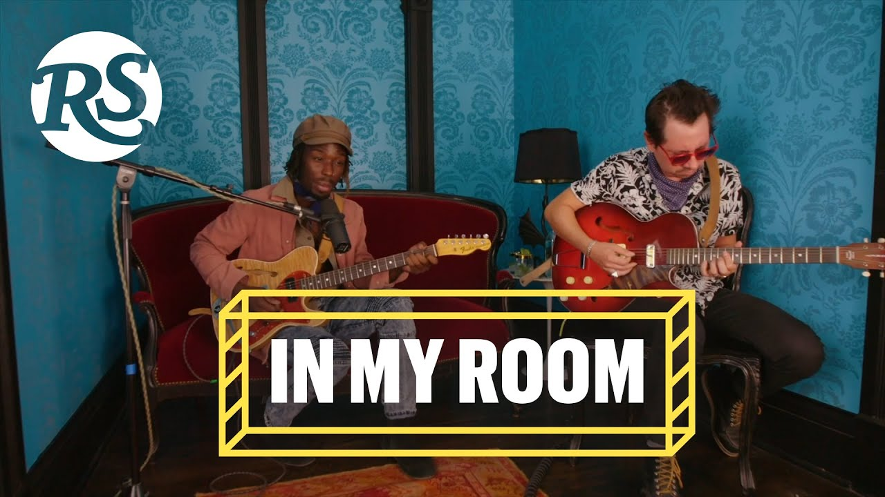 Black Pumas Play 'Confines,' 'Fire' and 'Colors' From Austin, TX | In My Room