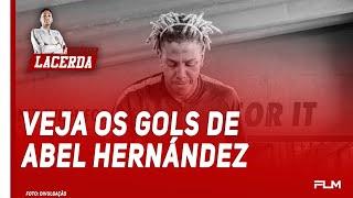 VEJA OS LANCES DE ABEL HERNANDEZ NOVO 9 DO INTERNACIONAL