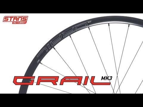 Stan's NoTubes Grail MK3 Wheelset