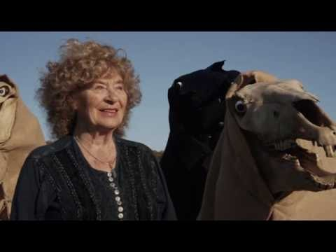 Shirley Collins - Death And The Lady (Official Video)