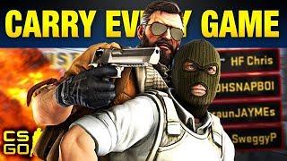 10 Tricks To Carry Every CS:GO Game