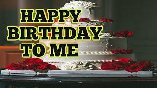 Selamat ulang tahun untuk diriku sendiri happy birthday to me so sad