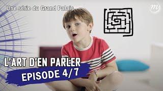 L'Art d'en parler - Paroles d'enfants : Mondrian