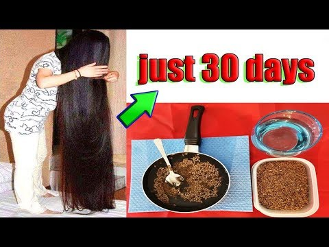 Just 1 Ingredient Apply This for fast hair growth get long hair in 30 days ,regrow hair from roots ,