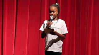 Your Role Model | Victoria Macklin | TEDxKids@HartwoodElementary