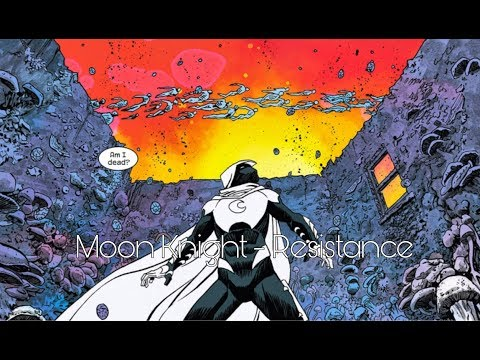 Moon Knight Tribute ( Resistance - Skillet )