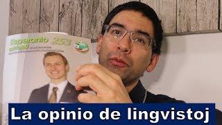 Kial kelkaj lingvistoj ne havas bonan opinion pri EO | Esperanto vlogo