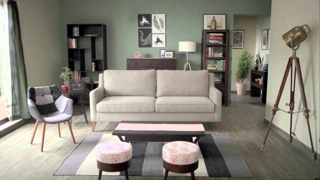 Urban Ladder TVC - Beautiful Homes Start Here - Living ...