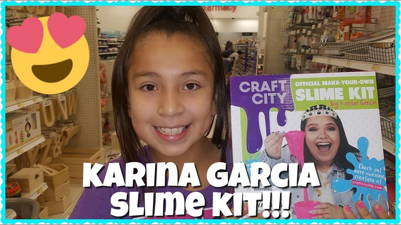 Karina garcias diy slime kit at target youtube karina garcias diy slime kit at target solutioingenieria Images