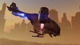 XCOM2 прохождение ч3. Спасти ученого