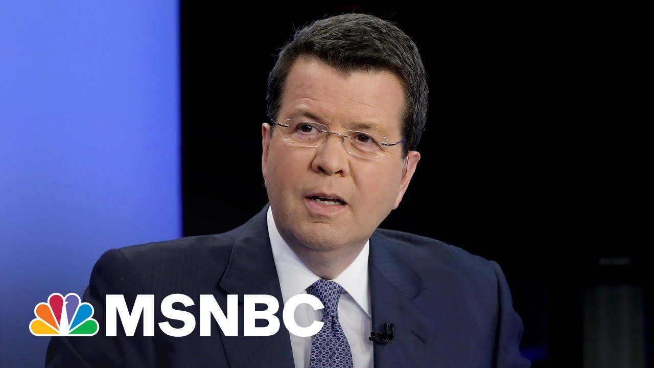 Fox News host Neil Cavuto urges vaccinations after bout with Covid ...