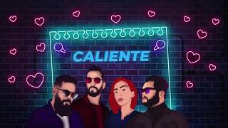 Dropaholics feat. Rozay , Ryma Nakkache - Caliente  (Official Lyric Video)