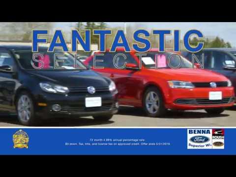 Benna Ford - Volkswagen TDI Diesel Models & Offers