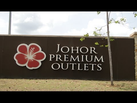 Johor Premium Outlets (JPO) | Full Video (30 minutes)