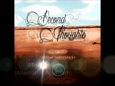 Reign Carol - Second Thoughts EP [Traxsource Release] (Tubecast)