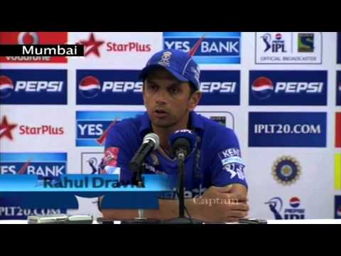 IPL 2013: On-field issues could've been managed better, feels Rahul Dravid