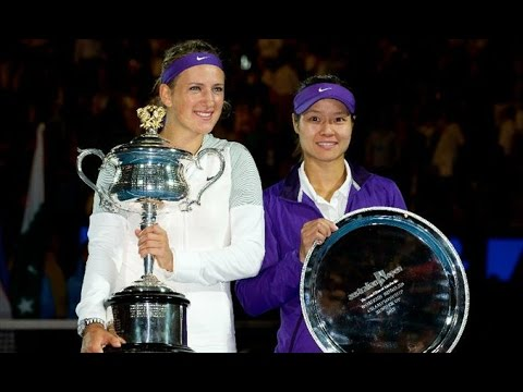 Victoria Azarenka VS Li Na Highlight 2013 Final