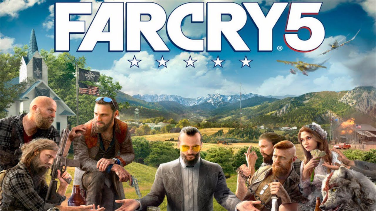 Far Cry 5 Trailer 1080p Youtube