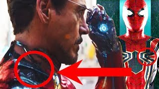 Bleeding Edge Armor Confirmed For Infinity War, and Iron Spider Suit Theories!