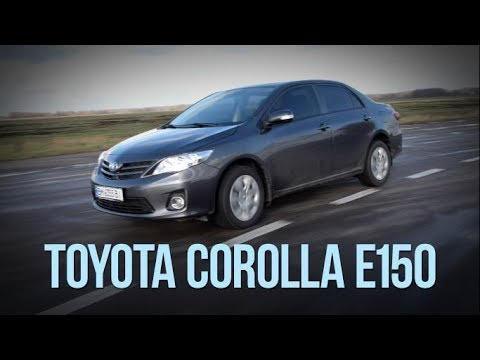 Toyota COROLLA: мифическая надёжность? #SRT