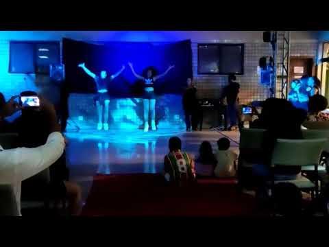 Primeiro Festival de Dança do Palmeiras