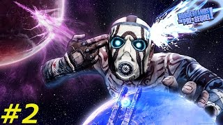 Borderlands: The Pre-Sequel w/ Friends - Part 2 - Oxygen Deprived