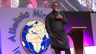 STRETCH (Part 2) - Pastor Matthew Ashimolowo in AMI